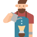 provender coffee team